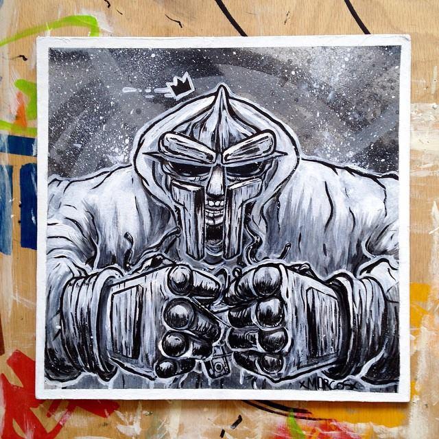 DOOM the mixtape crusher by MarcosMachina
