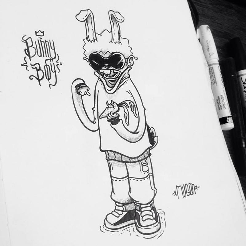 Bunny Boy by MFMugen