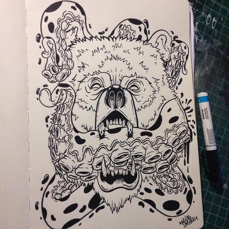Sea Bear by MFMugen