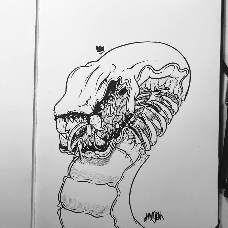 Sloppy Kisser by MFMugen
