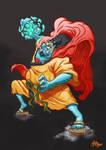 Warlord Jinbe