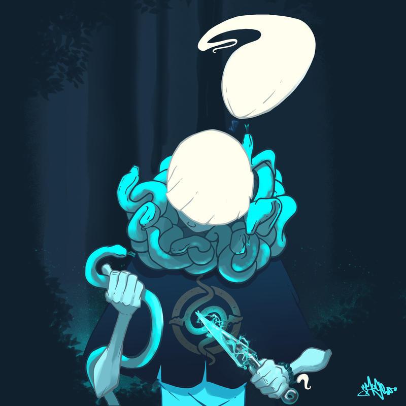 The Water Snake Shinobi by MFMugen