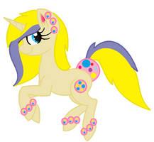 My new Species called Marble Ponies by deslove01