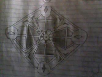 Geometrical drawing 2 by rodrigoayam
