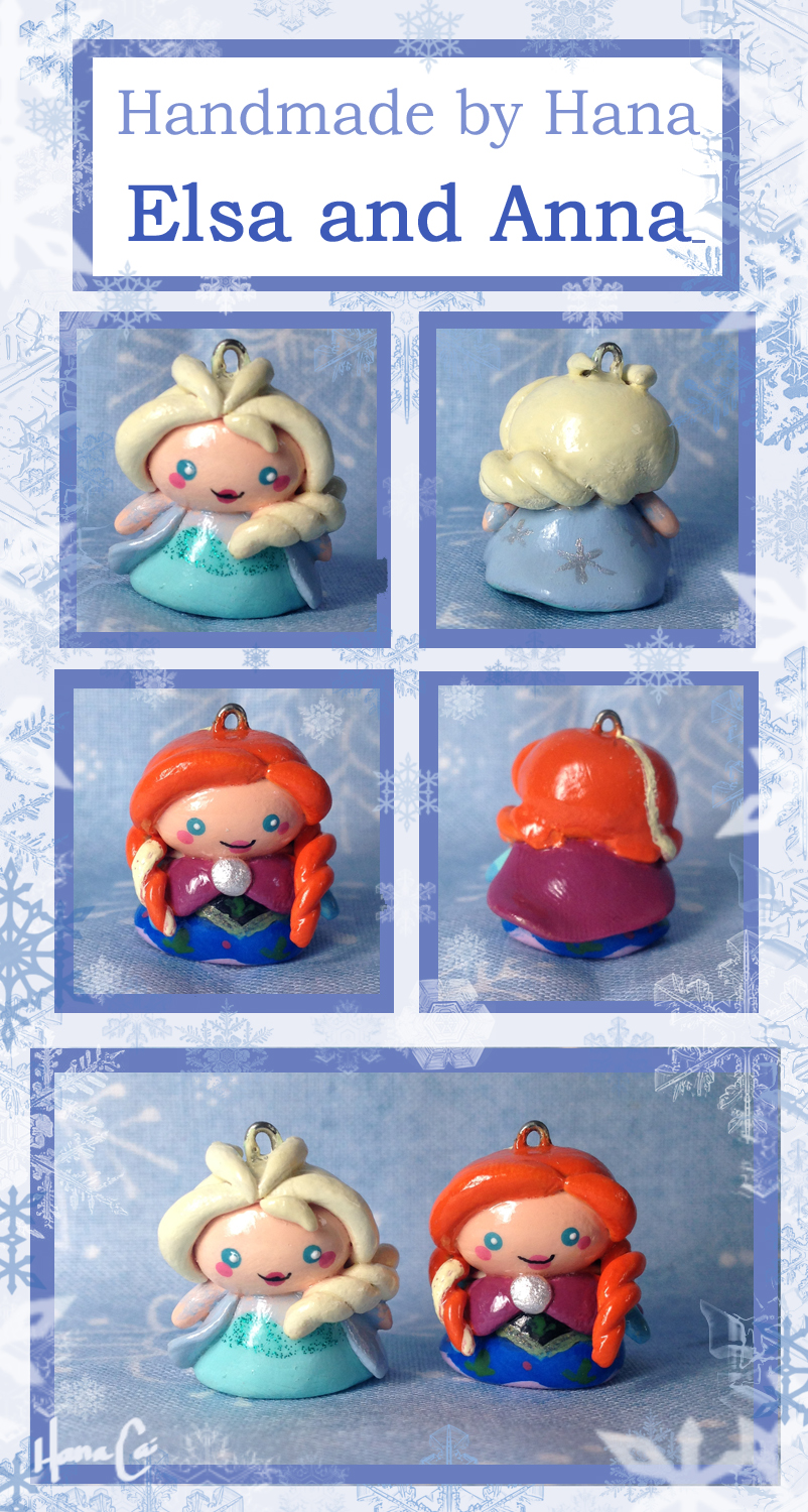 Frozen Charms by HanaHermione
