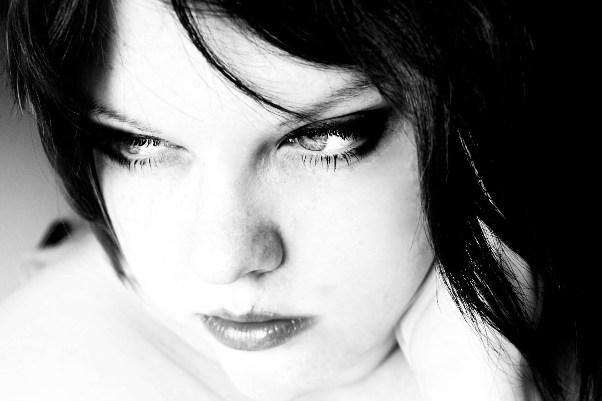 my non-face. by schriftsteller