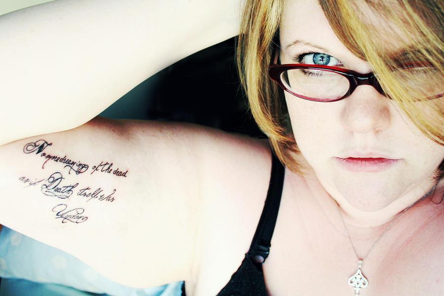 I lied. by schriftsteller