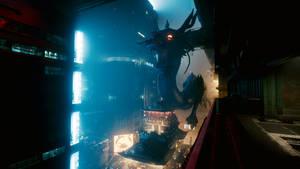 Cyberpunk 2077 - Japantown