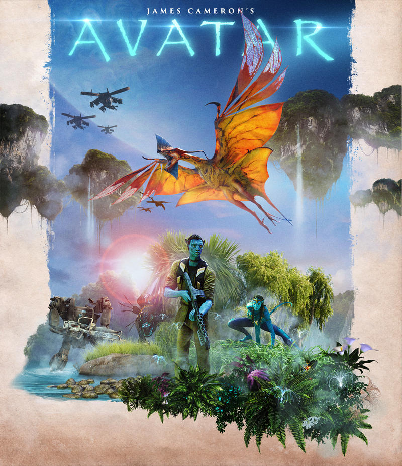 Avatar 2 Hd Full Movie: Movie Poster By Zungam80 On DeviantART