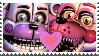 Funtime Frexy Stamp by Fazbear14