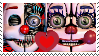 FNAF-Ennaby Stamp by Fazbear14