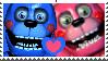 Bonbonnet Stamp by Fazbear14