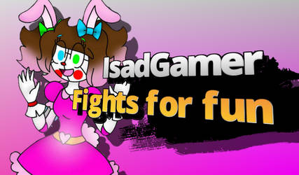 IsadGamer Joins the Fight Meme by KingKRool14