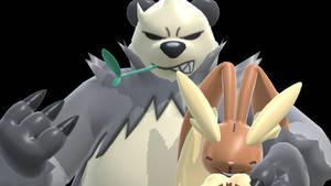 Pokemon-Lopgoro-Hands off my bunny