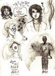 NVCR doodles