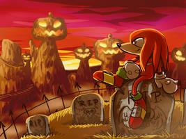 Pumpkin Hill by copyofA
