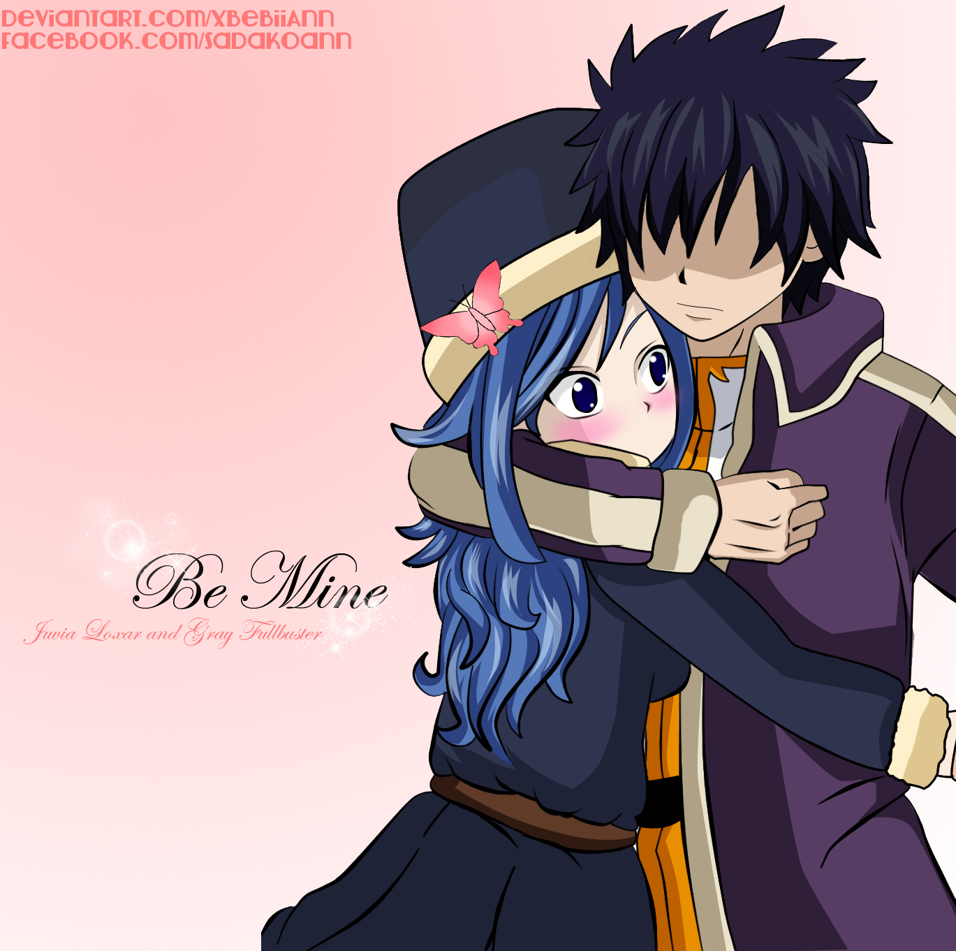 Be Mine... (Fairy Tail...