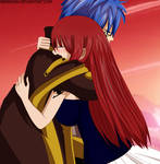 Erza and Jellal - Fairy Tail