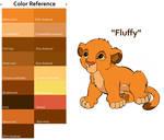 TLK 'Fluffy' Color Reference