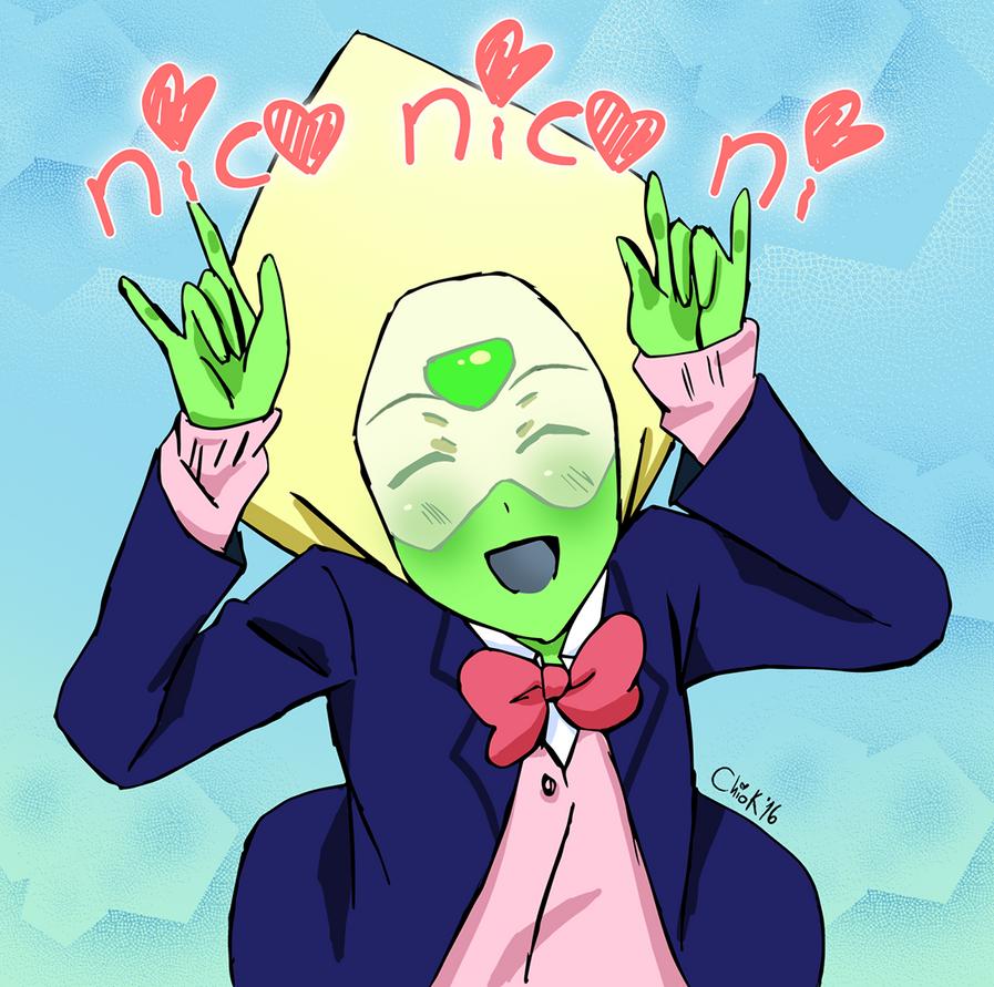 Peri: Nico Nico Ni by Chiok
