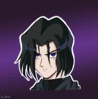 :3 Severus xDDDD by Chiok