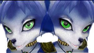 (MMD/SF) Krystal-Eyes Comparison by SchattenKitsune666