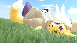 (MMD/DGM) Taomon-Lounging