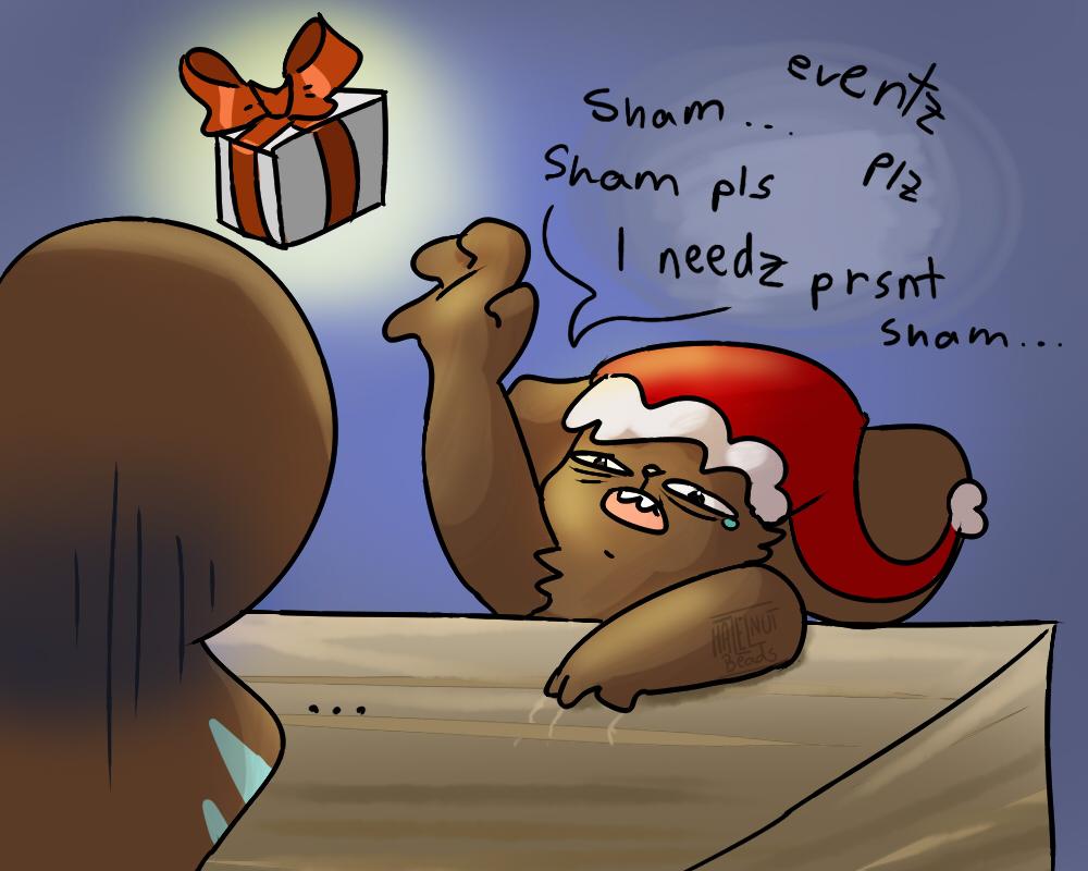 sham plz by Shumesia