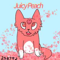 Gift art Juicy Peach