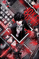 Persona 5 : Amamiya Ren (Joker) Profile Layout by Reinachii