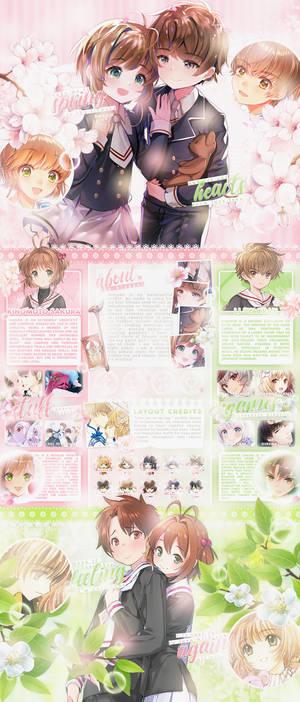 Take Me to Spring (Syaosaku) : MAL Profile Layout