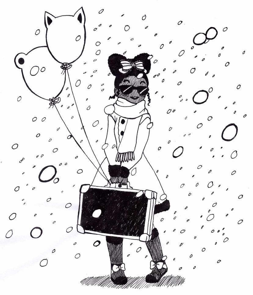 Snow swag by Amburu-hime