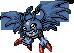 Pixel DemiDevimon by Thunderbirmon