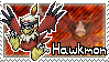 Hawkmon Stamp by Thunderbirmon
