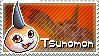 Tsunomon Stamp by Thunderbirmon