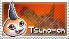 Tsunomon Stamp by Thunderbirmon
