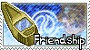 Crest of Friendship Stamp by Thunderbirmon