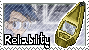 Crest of Reliability Stamp by Thunderbirmon