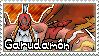 Garudamon Stamp by Thunderbirmon