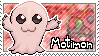 Motimon Stamp by Thunderbirmon