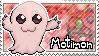 Motimon Stamp by Thunderbirmon