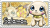 Salamon Stamp by Thunderbirmon