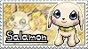 Salamon Stamp by Thunderbirmon