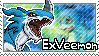 ExVeemon Stamp by Thunderbirmon