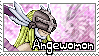 Angewomon Stamp by Thunderbirmon