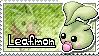 Leafmon Stamp by Thunderbirmon