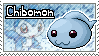 Chibomon Stamp by Thunderbirmon