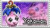 Yokomon Stamp by Thunderbirmon