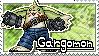 Gargomon Stamp by Thunderbirmon