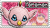 Poromon Stamp by Thunderbirmon